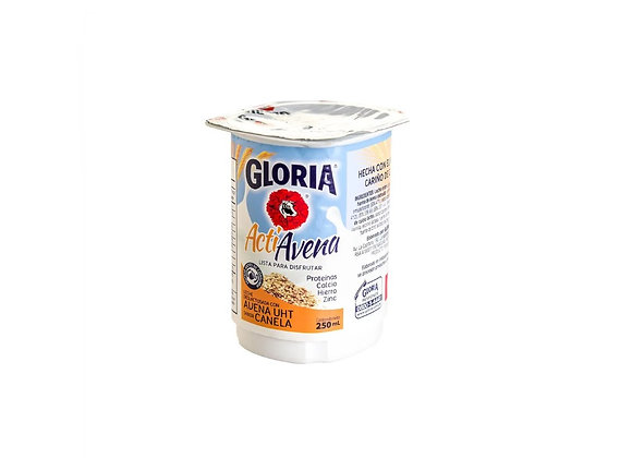 Actiavena UHT - Vaso 250 ml. -Gloria