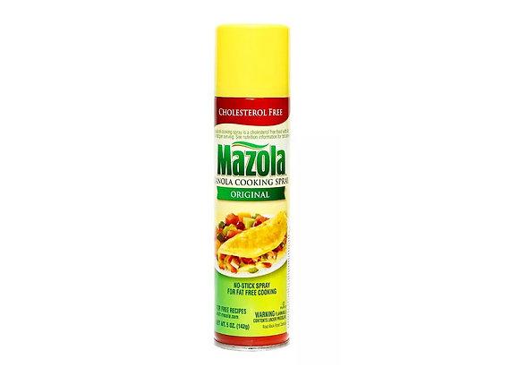 Aceite en spray Mazola - 142 gr.