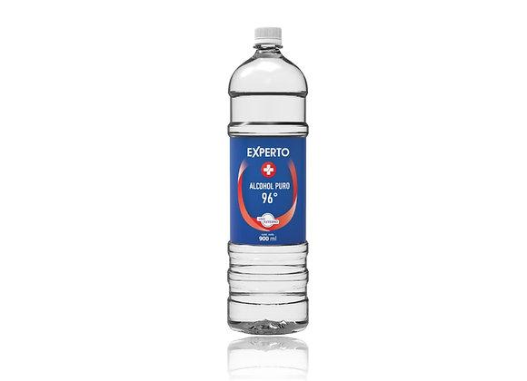 Alcohol Puro 96 - Fco. 900 ml. - Experto