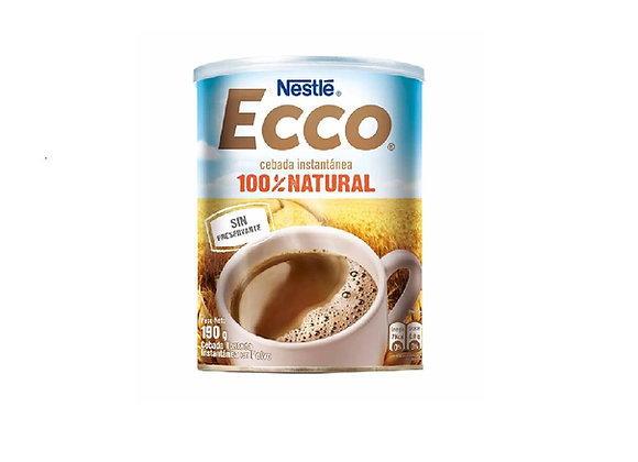 Bebida de cebada natural - Ecco - 190 gr.