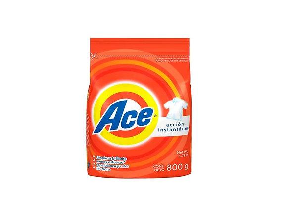 Detergente Ace Regular - Bolsa 800 gr