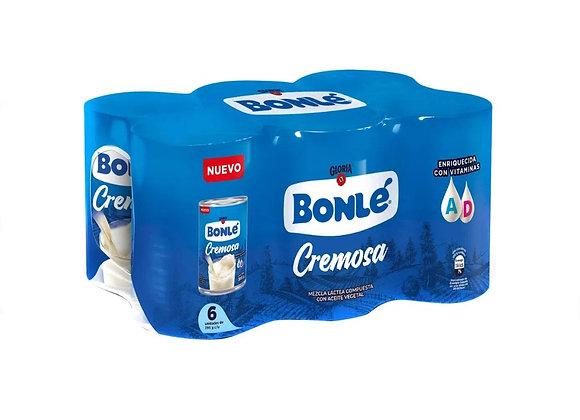 Bonlé Cremosa Lata 395 gr. - Six Pack