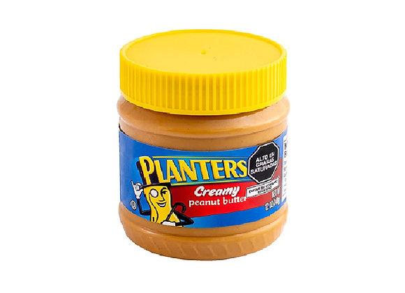 Mantequilla de maní Creamy - 360 gr. - Planters