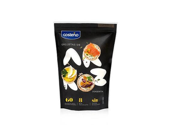 Galletas de arroz Pimienta - Costeño