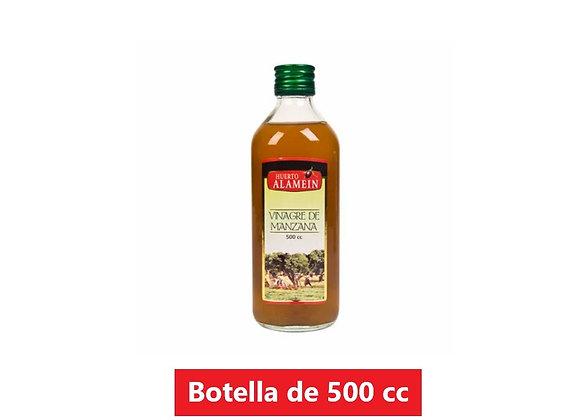 Vinagre de manzana - Botella 500 ml - El Alamein