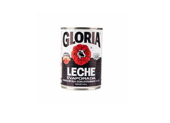Leche Evaporada Lata 400 gr.  Gloria