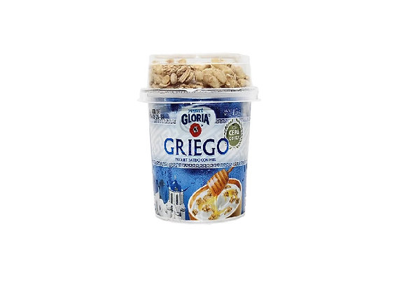 Yogurt Griego con Miel