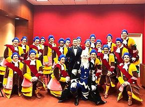 Samuel Ferreira Baritone Choir Corais