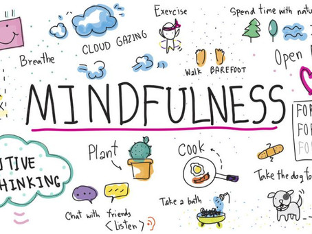 Mind Full or Mindful: Protecting Your Child's Mind During a Pandemic