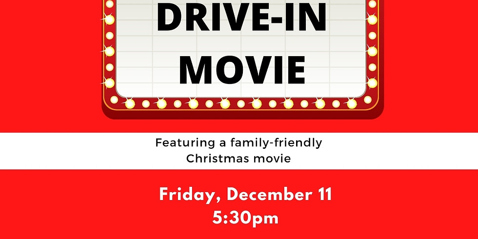 Christmas Drive-In Movie