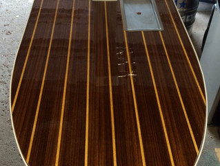 Classic boat or bar top ...