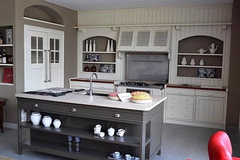 Dispensa cucina in ciliegio : Outlet cucine