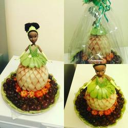 Fruity Barbie birthday