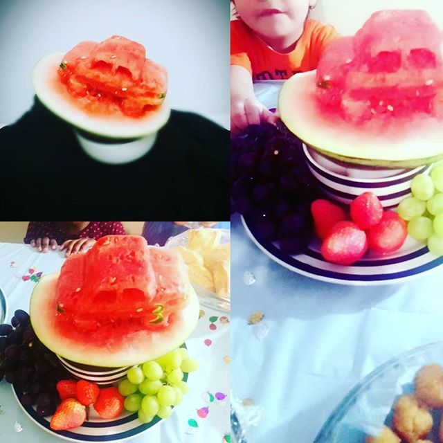 fruity birthday