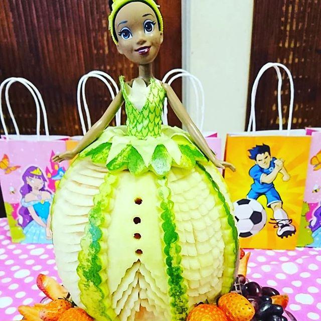 fruity princess