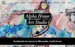 Alph House Art Studio