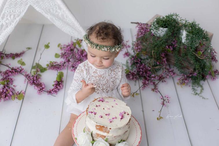 séance photo smash the cake martigues