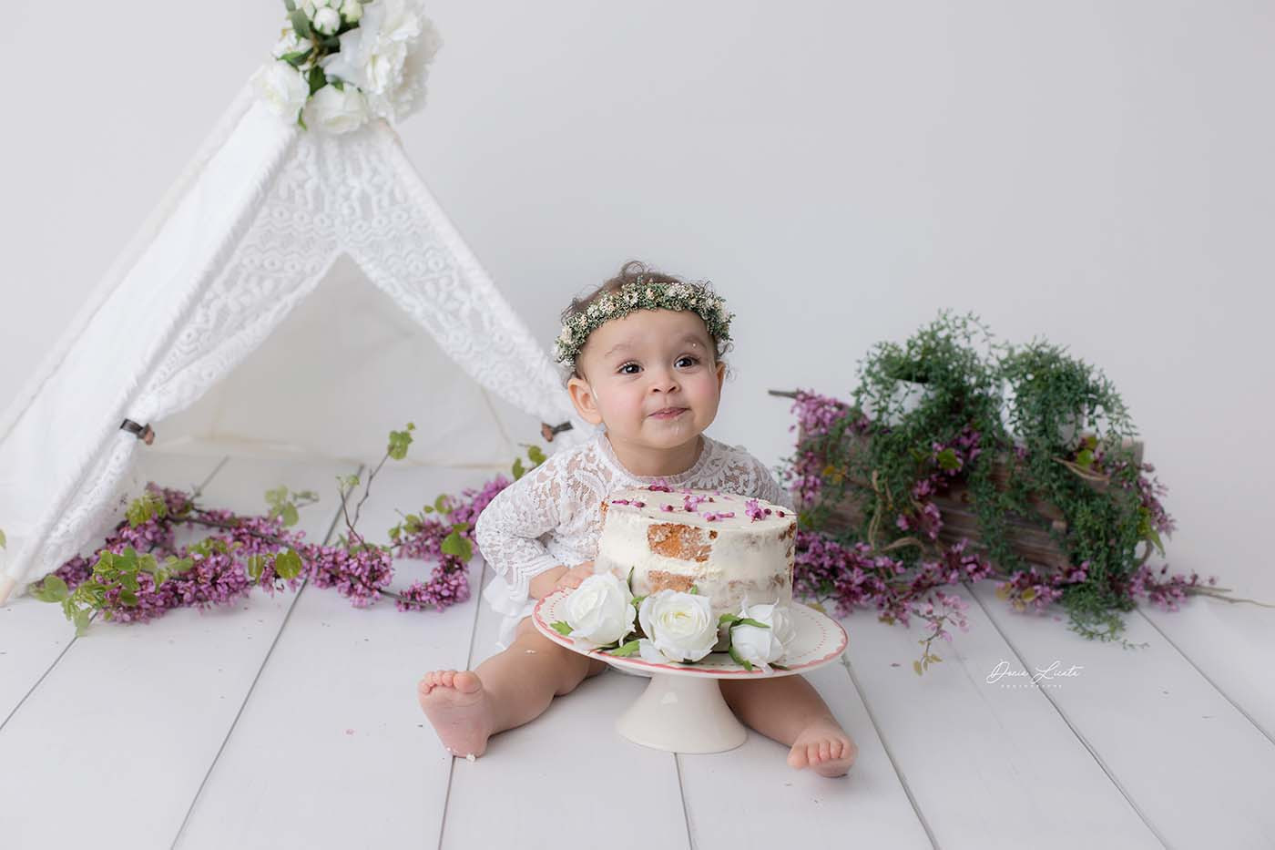 séance photo smash the cake marseille