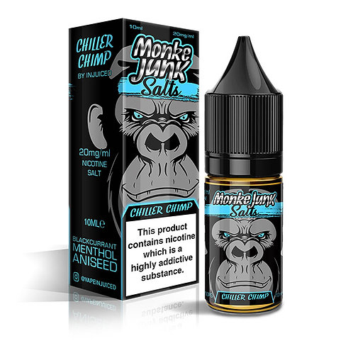 Chiller Chimp 10ml - 20mg Salt Nicotine E-Liquid