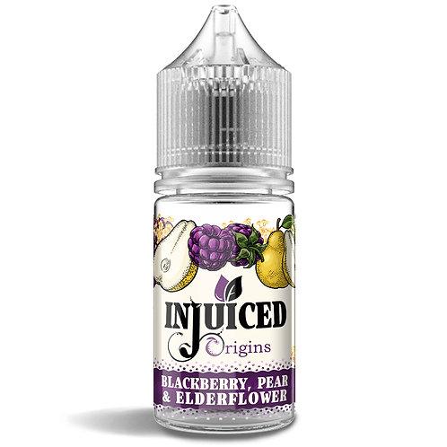 Blackberry, Pear & Elderflower 20ml E-liquid