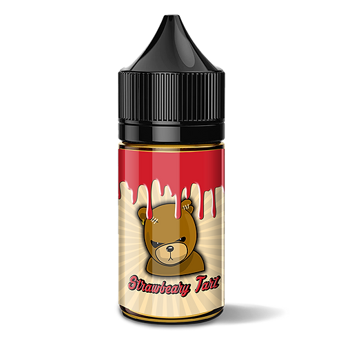 Strawbeary Tart 20ml E-liquid