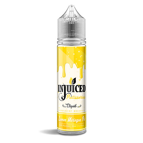 Lemon Meringue Pie 50ml E-liquid