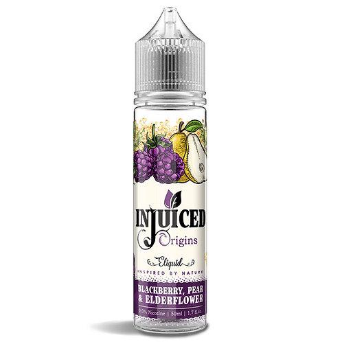 Blackberry, Pear & Elderflower 50ml E-liquid