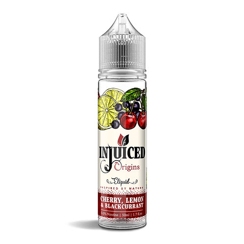 Cherry, Lemon & Blackcurrant 50ml E-liquid
