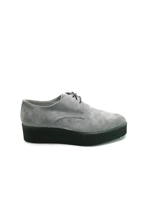 Pantofi din piele model CARINA