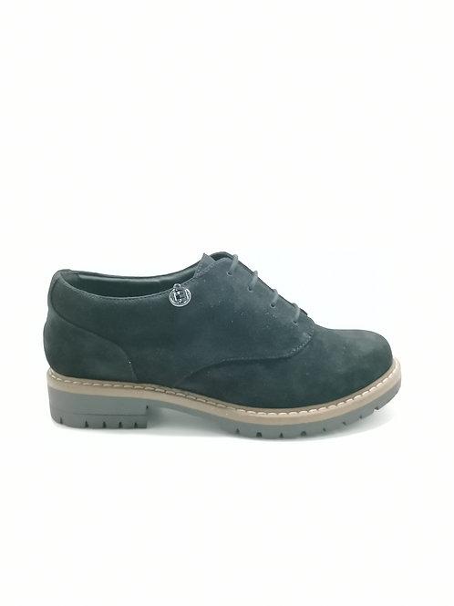 Pantofi din piele model MARINA