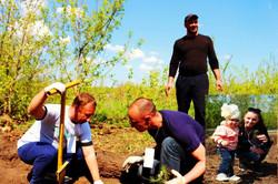 Восстановление и посадка леса