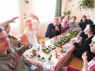 """23 февраля в детском доме """"Единство"""""""