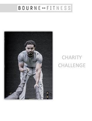 Bourne Fitness - Charity Challenge