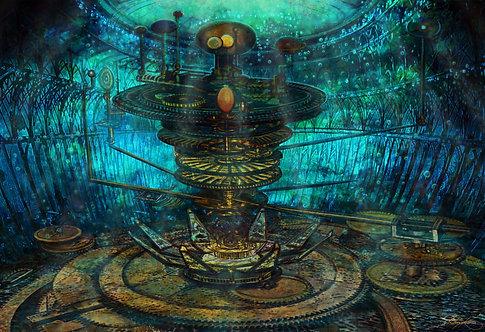 Antikythera Observatory of Atlantis