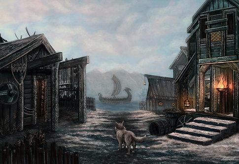 Viking Village Day