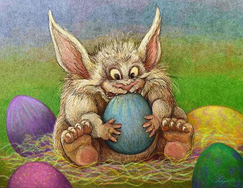 Easter Beastie