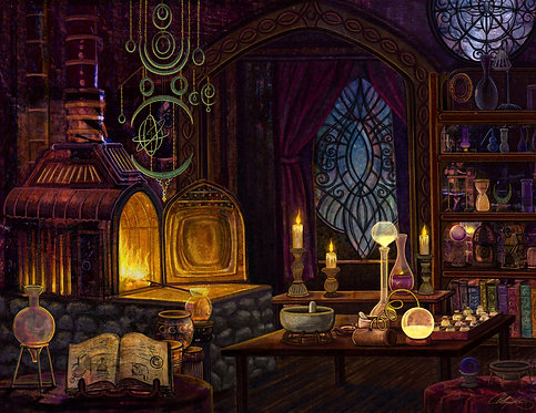 Home of the Alchemist