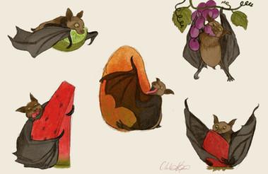 Fruit Bats Character Sheet