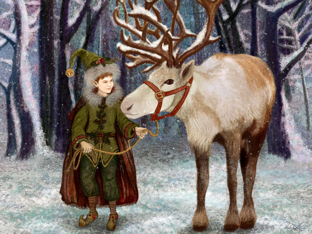 Holly and Prancer