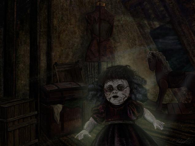 Haunted Attic