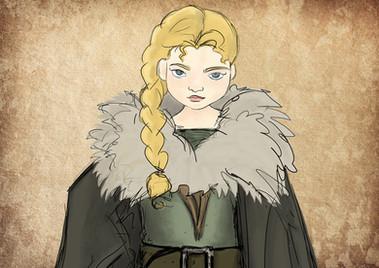 Runa - Character Portrait