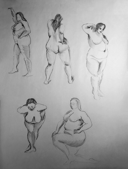 3 Minute Poses