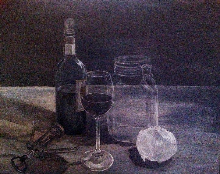 Painting - Still Life