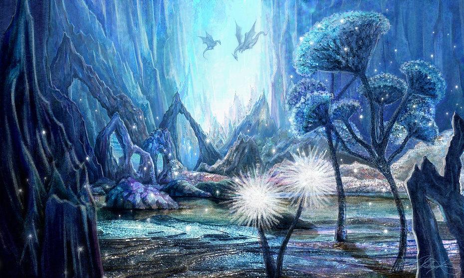 Crystal Dragon World