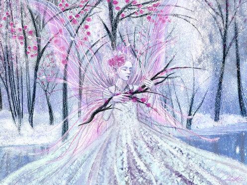 """""""Sugar Plum Fairy"""" Giclee Print"""