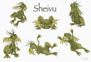 Sheivu Character Sheet