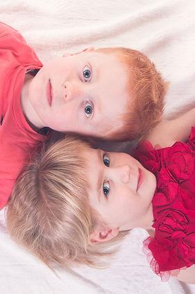 Studio portretfotografie kinderen