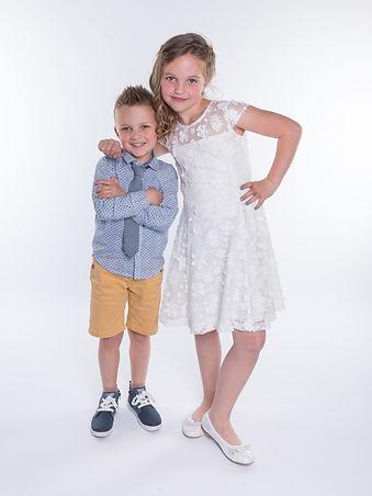 Studio portretfotografie familie c-create
