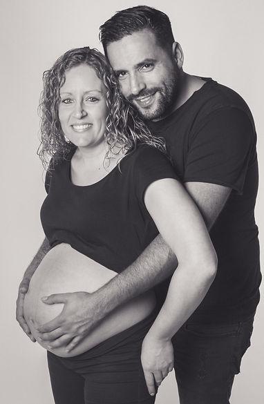 Fotografie zwangerschap c-create