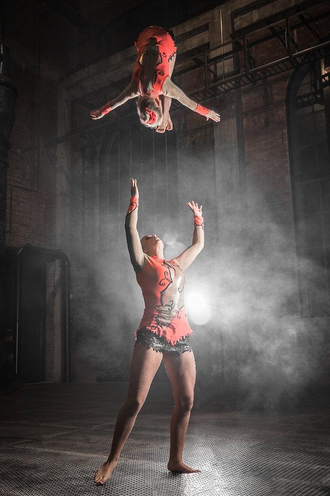 acro Gymnasten c-create